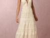 Vestidos de novia boho 2017: BHLDN modelo Genevieve