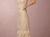 Vestidos de novia boho 2017: BHLDN modelo Roane