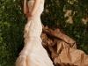 Vestidos de novia color pastel 2017: Carolina Herrera modelo Ambroise