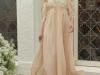 Vestidos de novia color pastel 2017: Houghton modelo Hathaway
