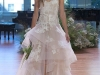 Vestidos de novia color pastel 2017: Monique Lhuillier modelo Melody