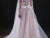 Vestidos de novia color pastel 2017: Naeem Khan modelo Eden