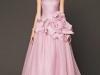 Vestidos de novia color pastel 2017: Vera Wang modelo Naya