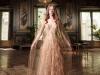 Vestidos de novia color pastel 2017: YolanCris modelo Alamo