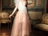 Vestidos de novia color pastel 2017: YolanCris modelo Albahaca