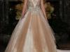 Vestidos de novia color pastel 2017: YolanCris modelo Garcinia