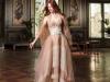 Vestidos de novia color pastel 2017: YolanCris modelo Helecho