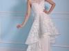 Vestidos de novia con flores 2017: Cristian Siriano modelo 20