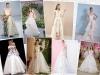 Vestidos de novia con flores 2017: portada