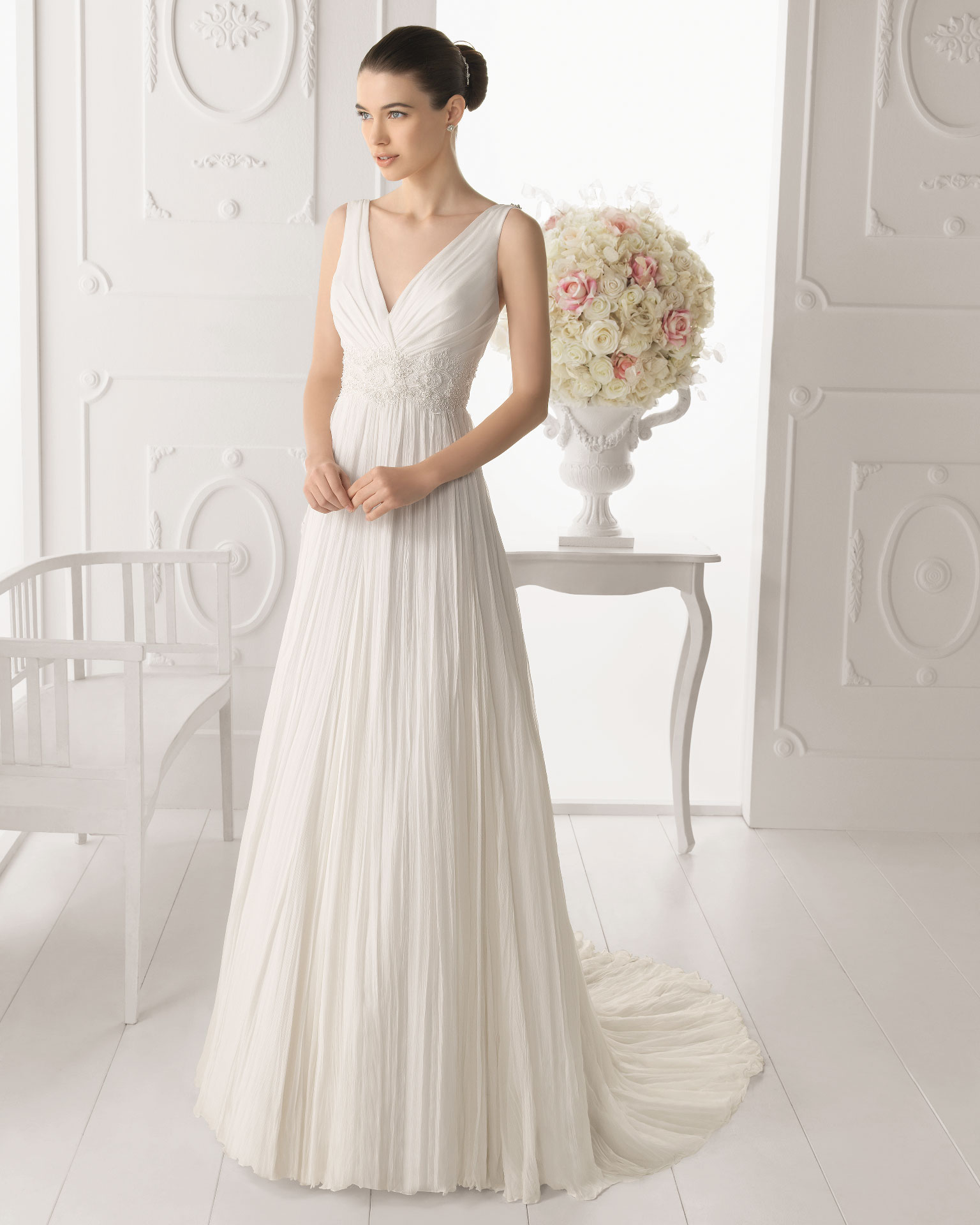 88880ca9ef Vestidos novia corte imperio baratos – Vestidos baratos