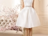 Vestidos de novia cortos 2016: Cabotine modelo Tarifa