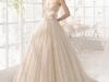Vestidos de novia de colores 2017: Aire Barcelona modelo Monte
