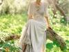 Vestidos de novia de cuento de hadas: blanco roto