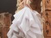 Vestidos de novia de cuento de hadas: cuerpo de pedrería