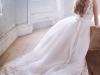 Vestidos de novia de cuento de hadas: encaje