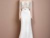 Vestidos de novia de dos piezas 2017: Inmaculada García modelo Ren