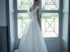 Vestidos de novia de encaje 2017: Cymbelline modelo Bach