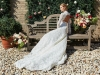 Vestidos de novia de encaje 2017: Carolina Herrera