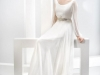 Vestidos de novia de manga larga 2017: Jesús Peiró modelo 6045