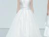 Vestidos de novia Hannibal Laguna 2018 colección SilkGarden: modelo Romanones