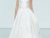 Vestidos de novia Hannibal Laguna 2018 colección SilkGarden: modelo Romea
