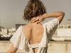 Vestidos de novia Intropia 2017: detalle espalda
