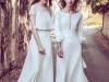 Vestidos de novia Jesús Peiró 2018 Colección Metrópolis: modelo 8001-8063