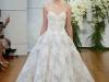 Vestidos de novia Monique Lhuillier 2018: modelo Alexandra