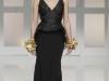 Vestidos de novia negros 2017: Carla Ruiz ajustado