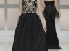 Vestidos de novia negros 2017: Carla Ruiz bordado