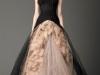 Vestidos de novia negros 2017: Vera Wang modelo Joelle