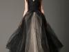 Vestidos de novia negros 2017: Vera Wang modelo Josephine