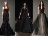 Vestidos de novia negros 2017: portada