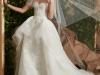 Vestidos de novia palabra de honor 2017: Carolina Herrera modelo Adeline