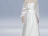 Vestidos de novia palabra de honor 2017: Cymbelline modelo Byntou