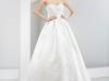 Vestidos de novia palabra de honor 2017: Jesús Peiró modelo 6004