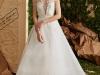 Vestidos de novia princesa 2017: Carolina Herrera modelo Austin