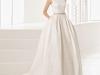 Vestidos de novia princesa 2017: Rosa Clará modelo Namibia