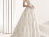 Vestidos de novia princesa 2017: Rosa Clará modelo Nassau