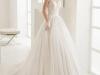 Vestidos de novia princesa 2017: Rosa Clará modelo Oculto