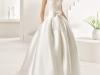 Vestidos de novia princesa 2017: Rosa Clará modelo Ordesa