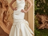 Vestidos de novia sirena 2017: Carolina Herrera modelo Angeline