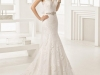 Vestidos de novia sirena 2017: Rosa Clará modelo Obelisco