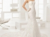 Vestidos de novia sirena 2017: Rosa Clará modelo Octavia