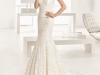 Vestidos de novia sirena 2017: Rosa Clará modelo Oeste