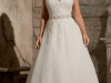 Vestidos de Novia Tallas Grandes 2016: Julietta by Mori Lee modelo 3173