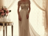 Vestidos de novia vintage 2017: Anna Campbell modelo Adelaide