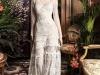 Vestidos de novia YolanCris 2017 Colección Boho Chic: modelo Baobab