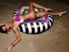 Victoria's Secret bikinis 2016 catálogo: línea Pink color block