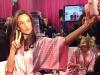 Victoria's Secret Fashion Show 2015 selfies de los ángeles: Alessandra Ambrosio